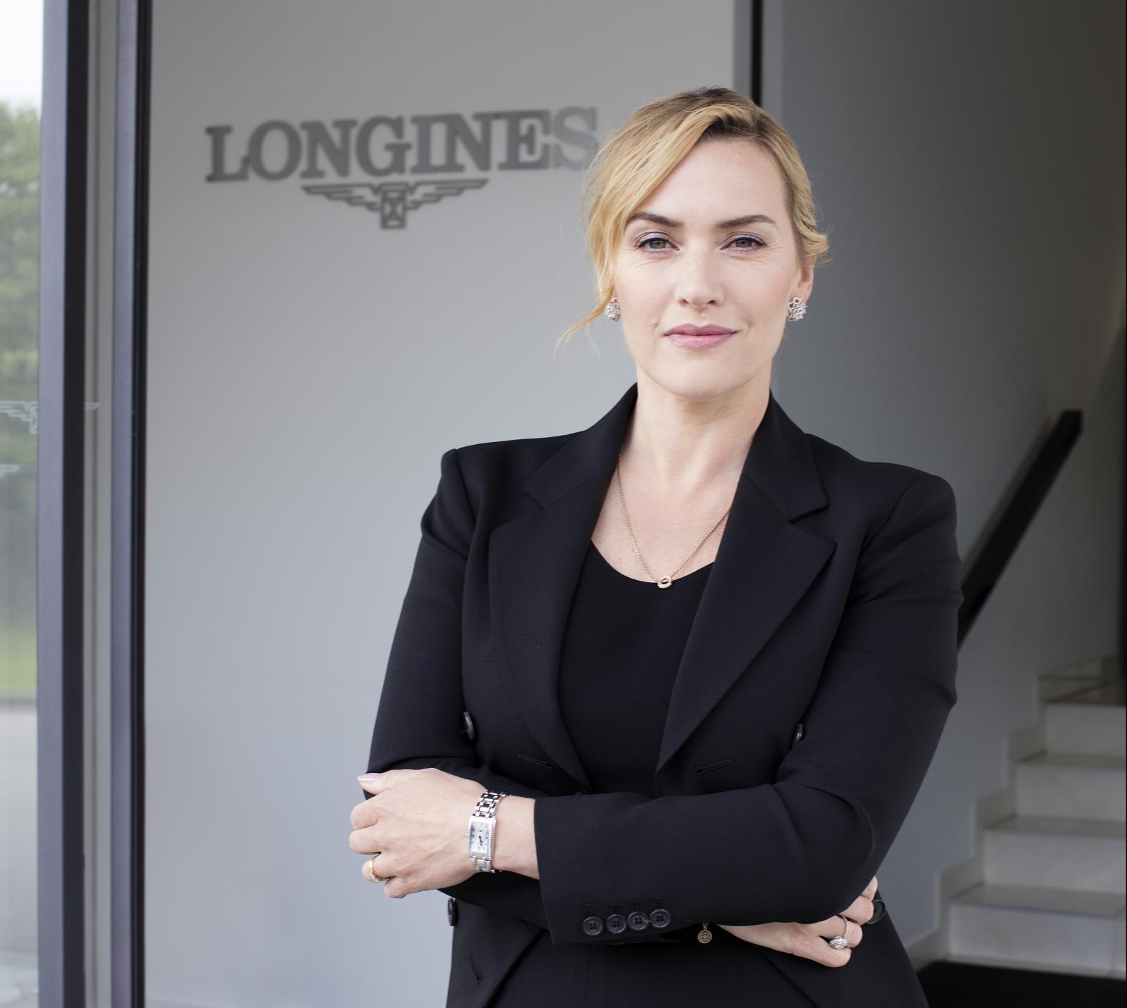Longines Ambassador Kate Winslet